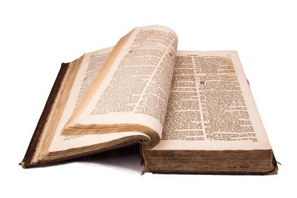Bibel Erklärung