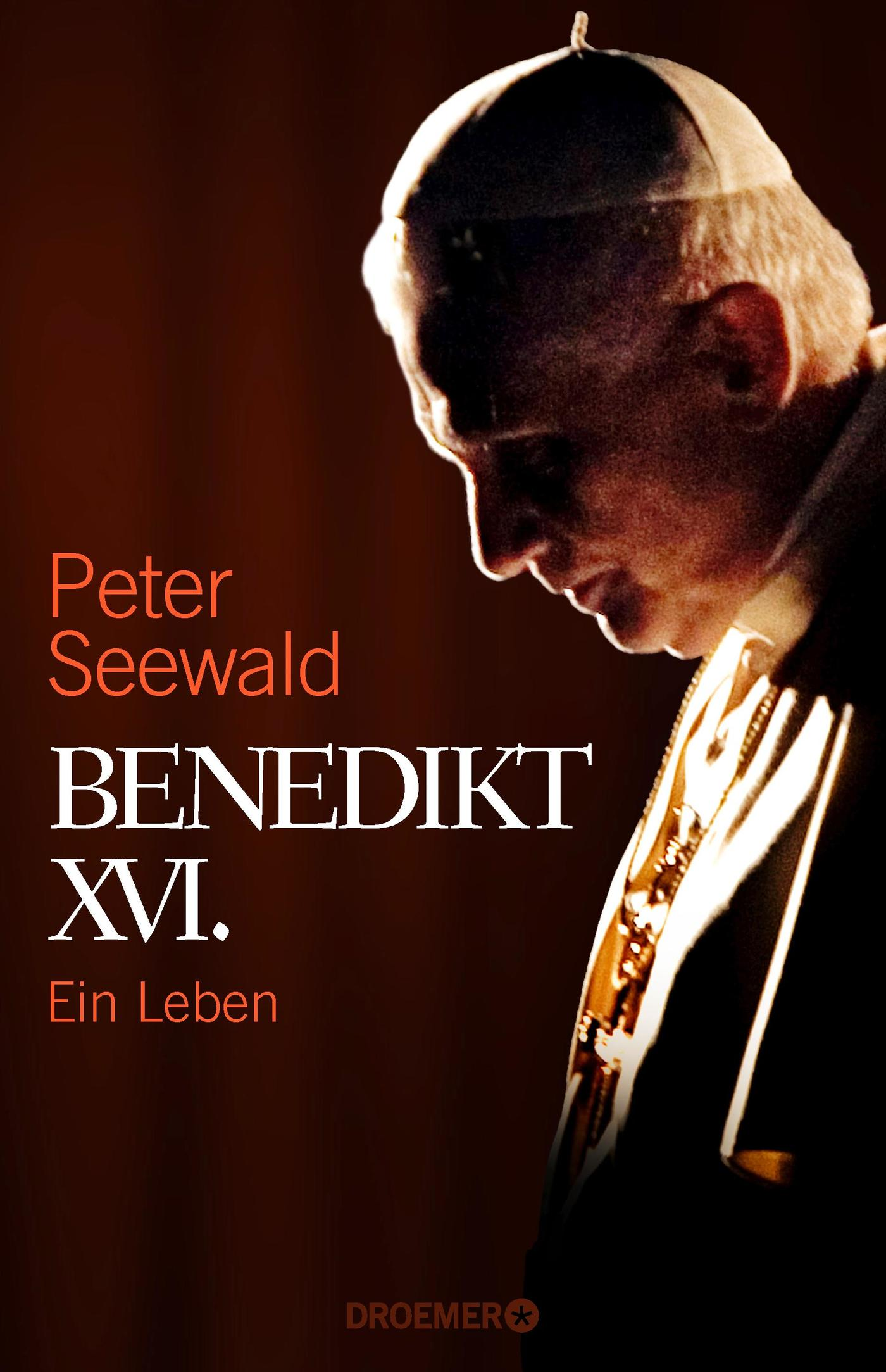"Peter Seewald ""Benedikt XVI."" – Ein Leben"